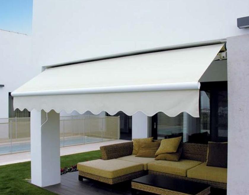 Precio toldo terraza toldos cofre markilux with precio for Toldo motorizado precio